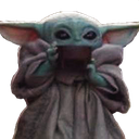 Emoji for baby_yoda_sip