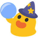 Emoji for BlobWizard