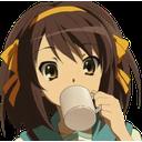 :haruhiSip: Discord Emote