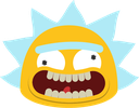 :BlobRick: Discord Emote