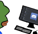:DS_WeWatchinYou: Discord Emote