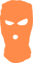 Emoji for orange_gangster