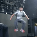 Emoji for jump2