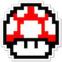 Emoji for mario_mushroom
