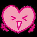 Emoji for kawaiiheart