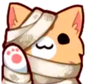 :MummyKitty_LafProjectV2: Discord Emote