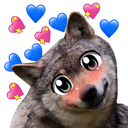 :wholesomewolfy_LafProjectV2: Discord Emote