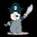 :possum_pirate: Discord Emote
