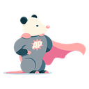 :super_possum: Discord Emote