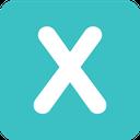 letterTealX