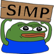 :pepe_simp: Discord Emote