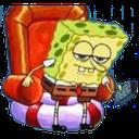 SpongeAightImmaHeadOut