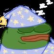 :SleepingPepe: Discord Emote