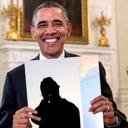 Emoji for obama