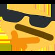 Emoji for thinking