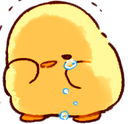 Emoji for Chick_Cry