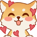 Emoji for Shiba_Affection