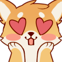 Emoji for Shiba_Love