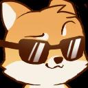 Emoji for Shiba_Cool