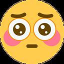 Emoji for Flushed