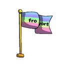 :Froyortflag: Discord Emote