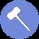Emoji for hammer