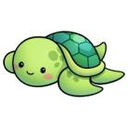 Emoji for turtle2