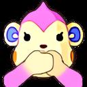 :monkeynanaspeaknoevil: Discord Emote