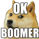 Emoji for ok_boomer