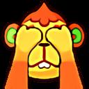 :monkeyflipseenoevil: Discord Emote