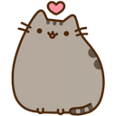 :1930_loves_pusheen: Discord Emote
