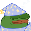 :3909_sleeping_pepe: Discord Emote