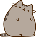 :5391_tired_pusheen: Discord Emote
