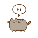 :7881_hi_pusheen: Discord Emote