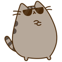 :9928_cool_pusheen: Discord Emote