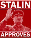 stalinapproves
