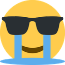 :crying_sunglasses: Discord Emote