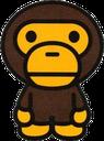 Emoji for BabyApe