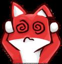 :FoxDizzy: Discord Emote