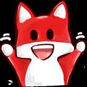 :FoxHappy: Discord Emote