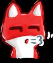 :FoxSigh: Discord Emote