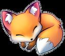 :FoxNap: Discord Emote