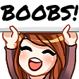 :BOOBS: Discord Emote