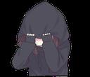 :hoodie_hide: Discord Emote