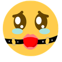 Emoji for 8538_Gagged