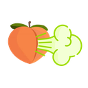 Emoji for 2085_fart_peach