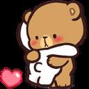 Emoji for red_bear3