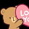 Emoji for red_bear6
