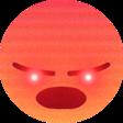 Emoji for red_ANGER