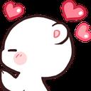 Emoji for red_bear5